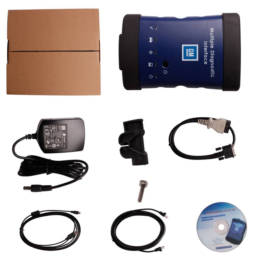 Latest High Quality GM MDI Multiple Diagnostic Interface