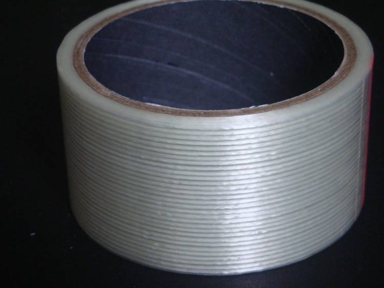 High Tensile Strength Strong Bonding Fiberglass Reinforced Mono Directional Filament Tape