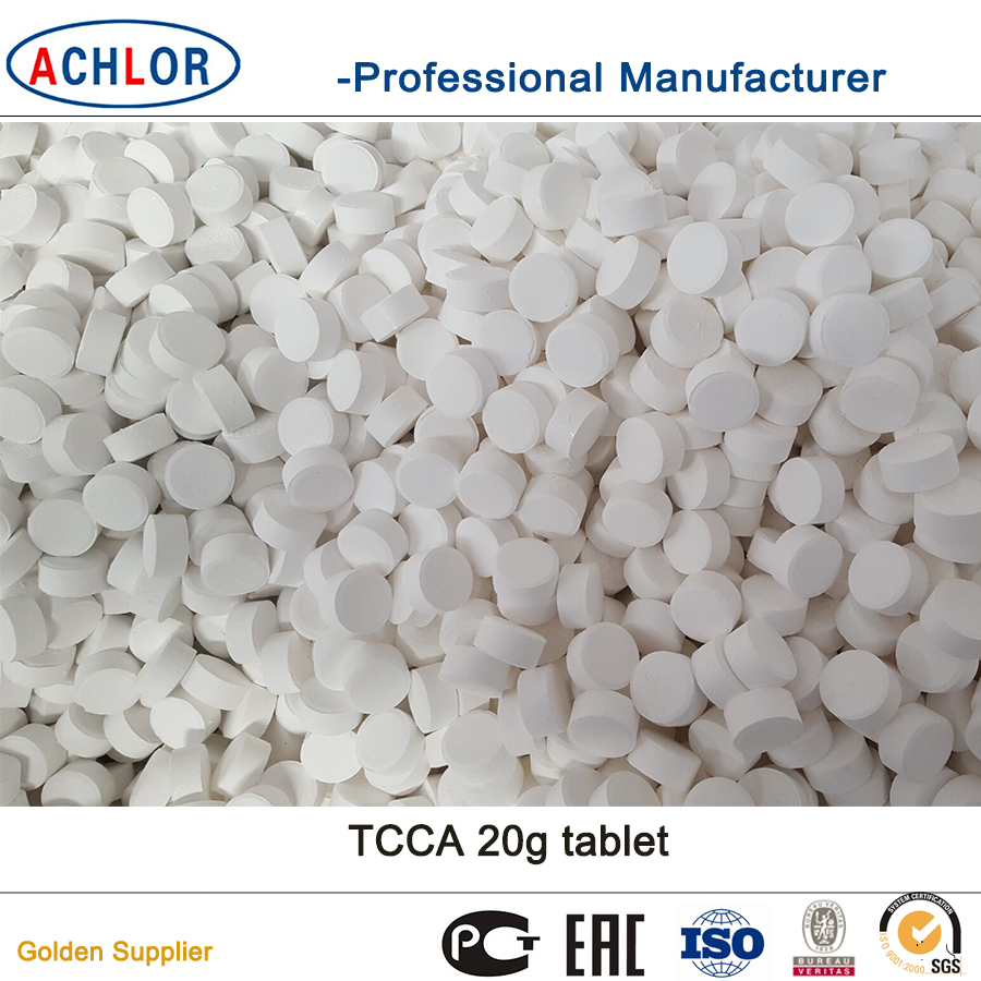 Chemical Auxiliary Agent Classification chemical water treatment tcca 90% pool chemical