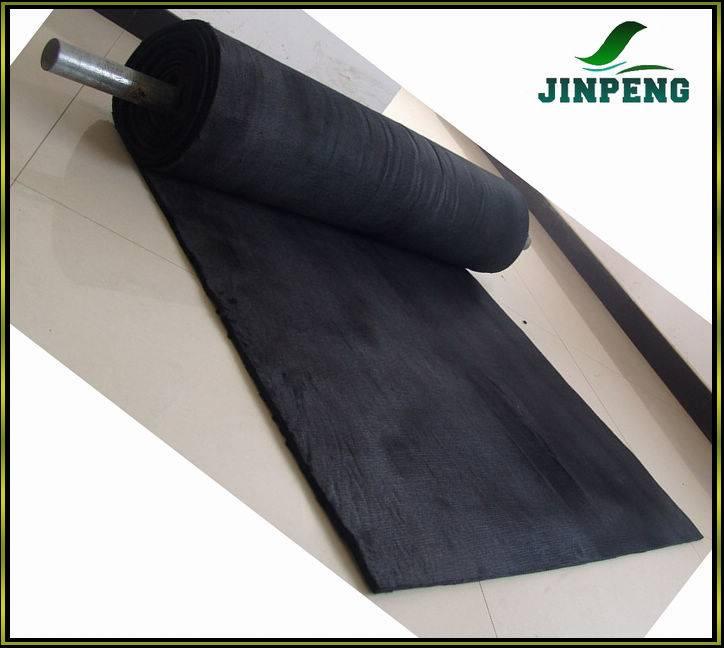 Carbon graphite blanket for heat preservation
