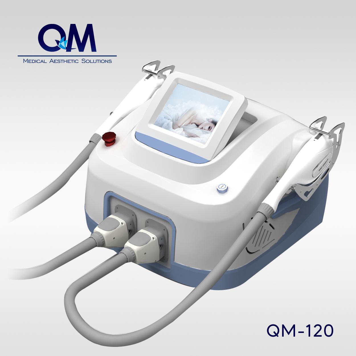 Portable IPL+SHR Machine for Hair Removal and Skin Rejuvenation