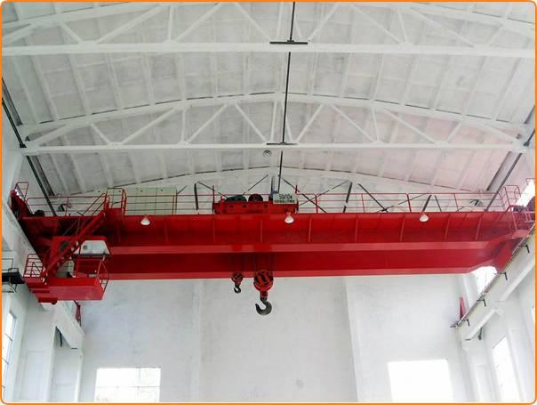 from china crane hometown QD overhead crane price