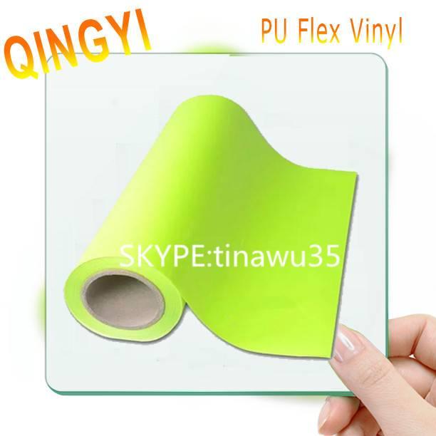 High-elastic PU heat transfer vinyl for basketball uniform