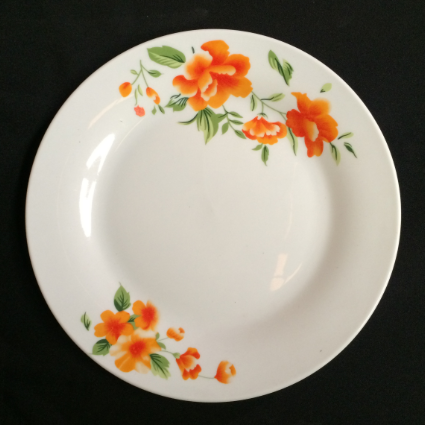 china supply cheap dinner plate