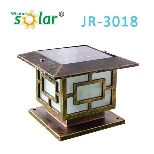 Hot selling solar garden lightingJR-3018W
