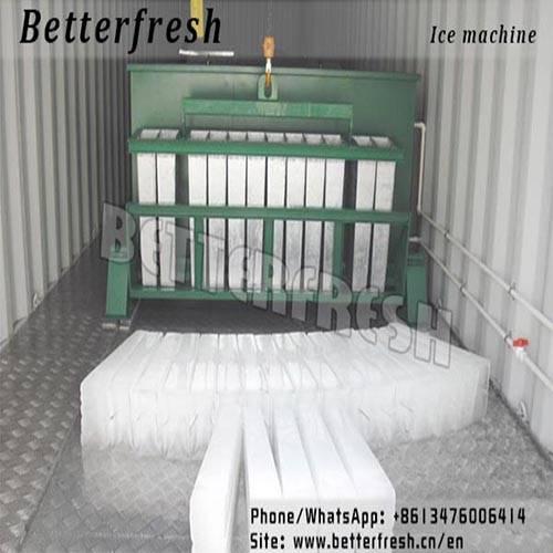 Betterfresh block ice machine
