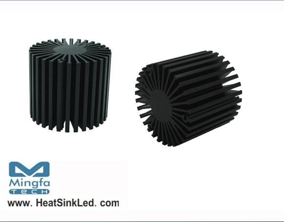 Bridgelux Modular Passive LED Cooler Cool-LED Simpo-BRI-5850