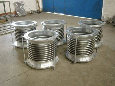Stainless Steel Expansion Joint with Flange