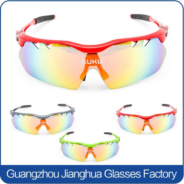 2015 UV400 anti-scratch high quality sports eyewear beautiful sunglasses
