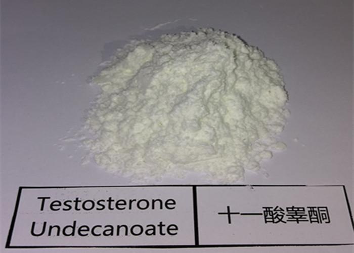 Testosterone Undecanoate Test Undecanoate TUCAS 5949-44-0 For Bodybuilding Test Undecanoate / Andrio