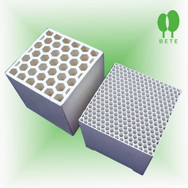 Honeycomb Ceramic Regenerator for RTO