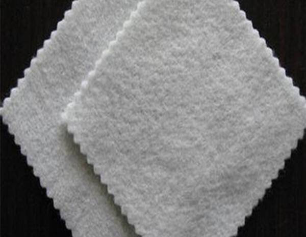 Short fiber needle punched non-woven Geo textile