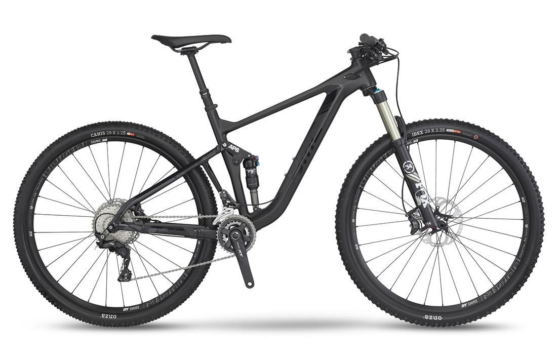2016 BMC Speedfox 02 XT Bike