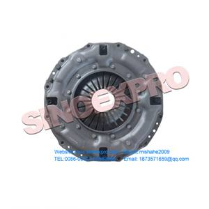shacman  DZ9114160028 Cover Clutch and Pressure Plate Assy