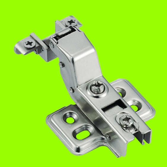 hinges for Aluminum frame cabinet hardwarwe inset