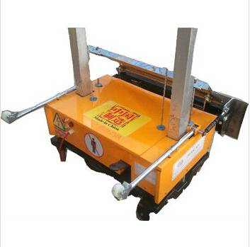 ZB800-4A automatic plastering machine for wall