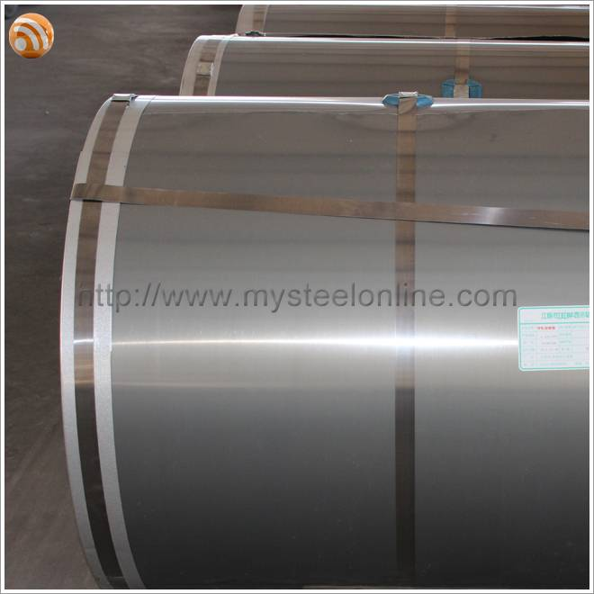 Low Iron Loss General Motor Applied Cold Rolled Silicon Steel Coils