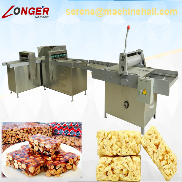 Peanut Candy Making Machine|Peanut Candy Processing Line