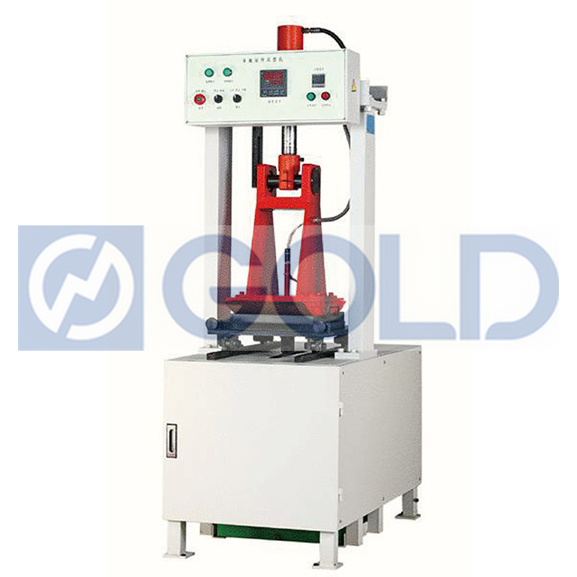 GD-0703 Wheel-Track Molding Machine