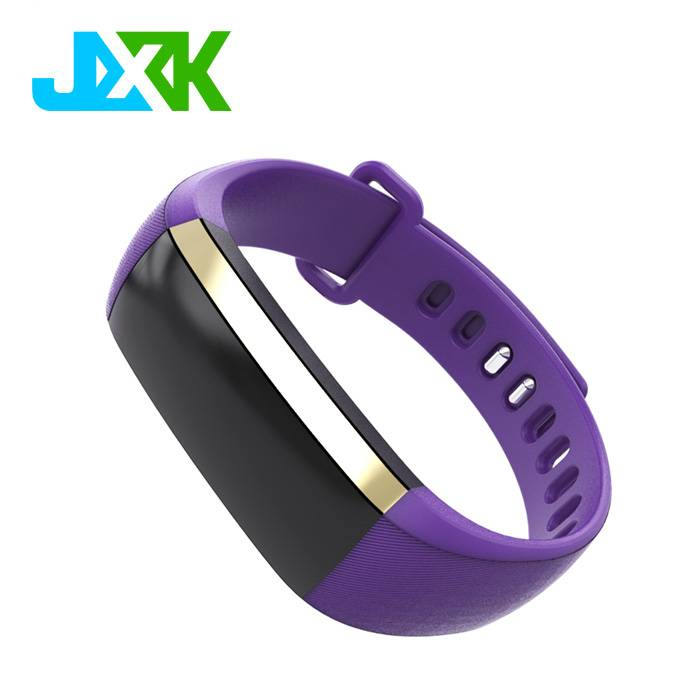 Smart bracelet Touch Screen Bluetooth Waterproof Selfie Ring Pulse Oximeter Blood Pressure Monitor S