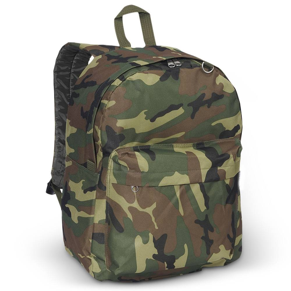 Factory Sale Camouflage Backpack 2014 Style