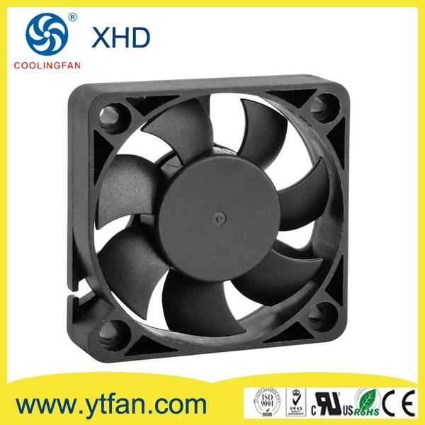 50x50x10mm 5V 12V 24V dc motor ceiling fan