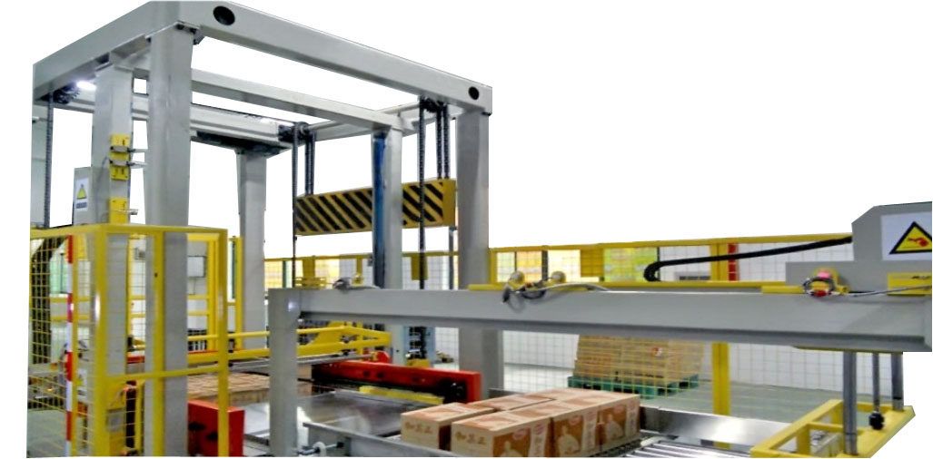 Frame Type Palletizer LC-MD30