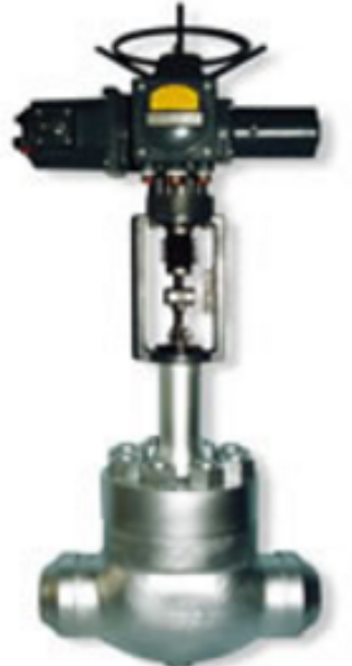 ZDL-41410 electric single-seat control valve