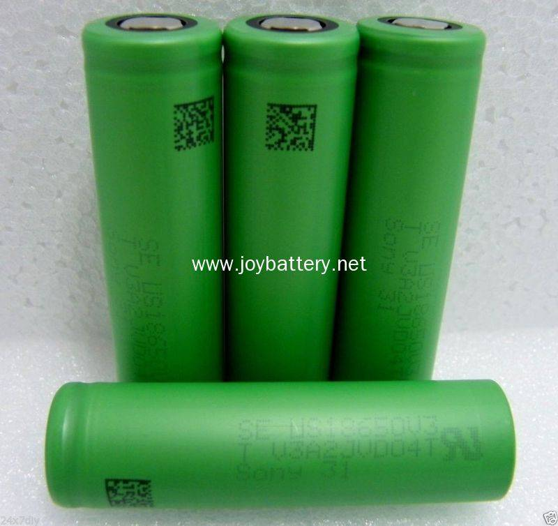 Sony 18650 battery/US18650VTC3 1600mAh/US18650V3 2250mAh/US18650GR G5 2200mAh