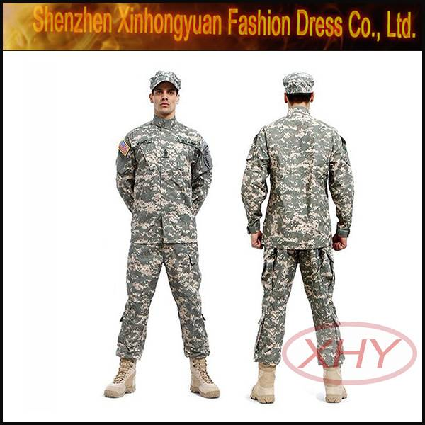 A-TACS-FG camouflage clothing military uniform