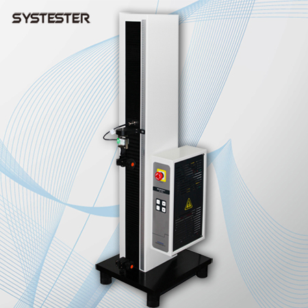 Automatic Tensile test device for Plastic
