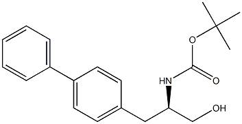 Tert-butyl (R)-(1-([1,1'-biphenyl]-4-yl)-3-hydroxypropan-2-yl)carbamate