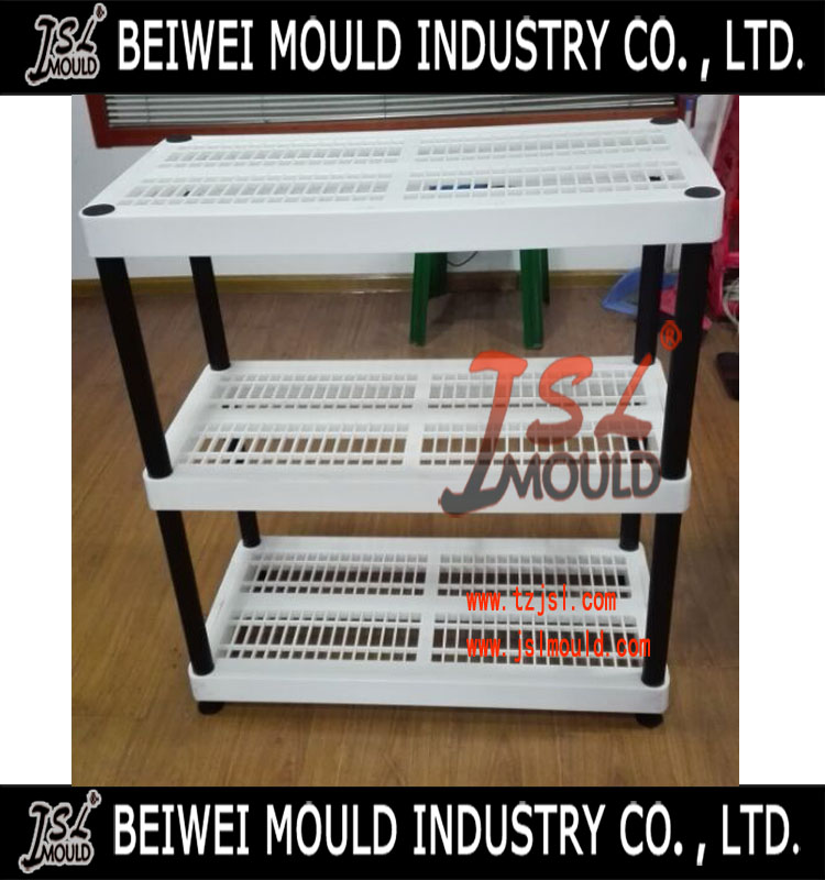 New Design Plastic Heavy Duty Plastic Rack Mould