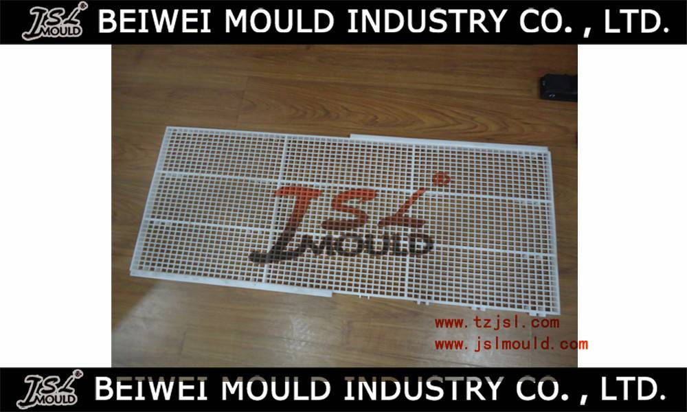 Customized injection plastic Broilerfloor mould