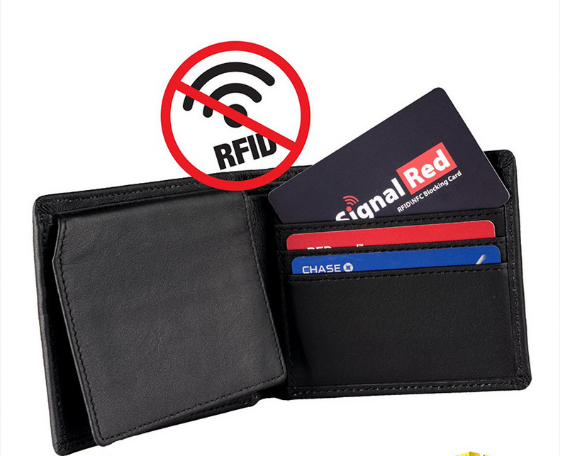 Aikeyi Technology RFID Blocking Card/Signal Shielding Card/RFID Security Blocking Card