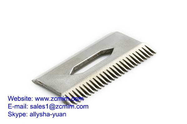 Medical Stainless Steel Surgical Scalpel Handle By Metal Injection Molding