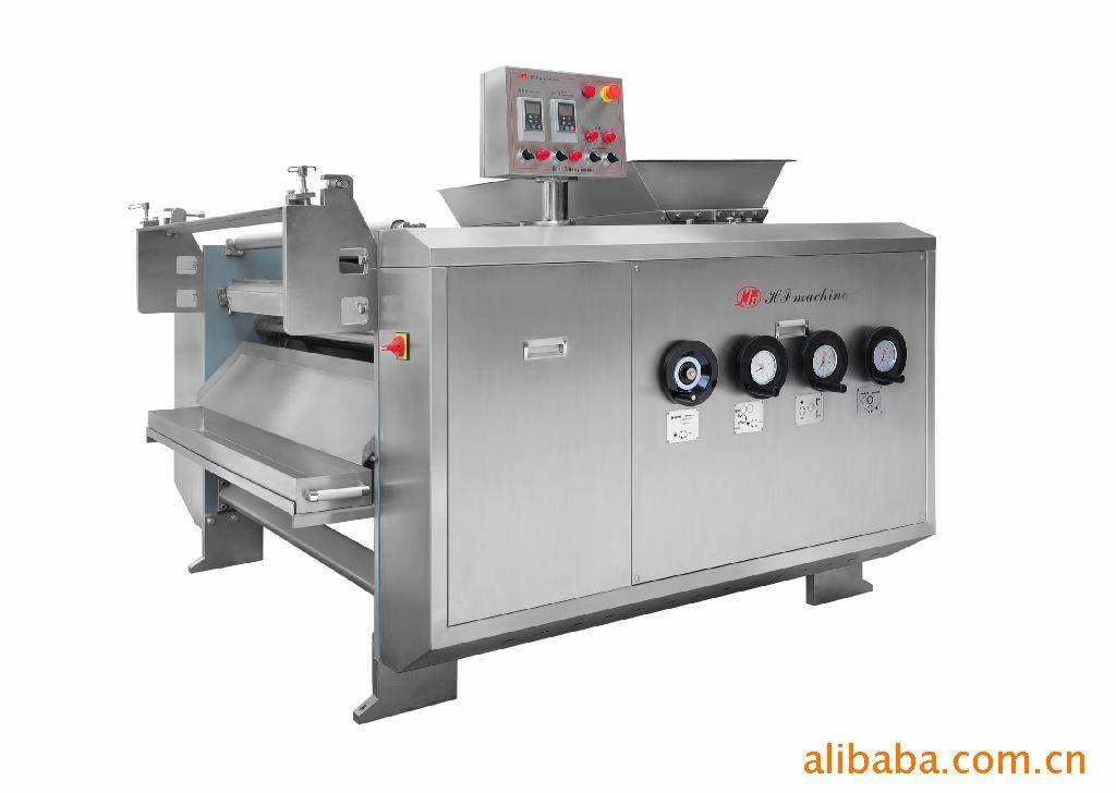 2017 hot sale factory china biscuit making machine industry
