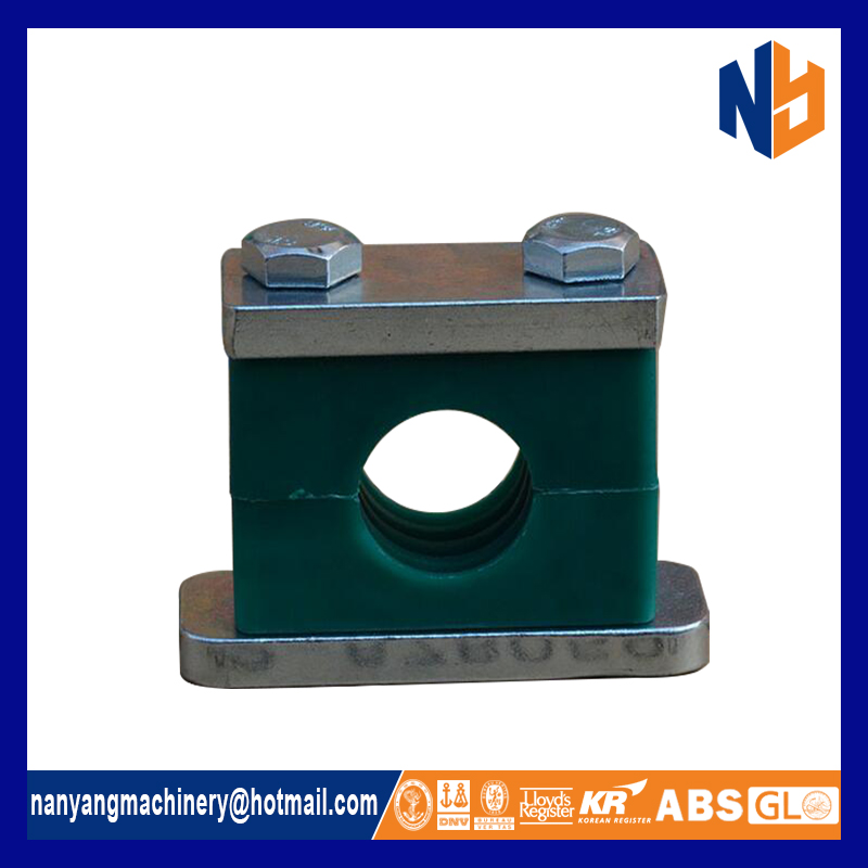 Hot sale hydraulic Standard duty pp pipe clamp