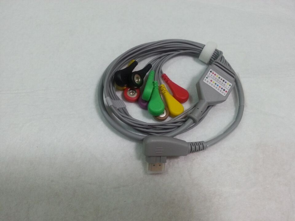 DMS HDMI One-Piece 10ld ECG Cable