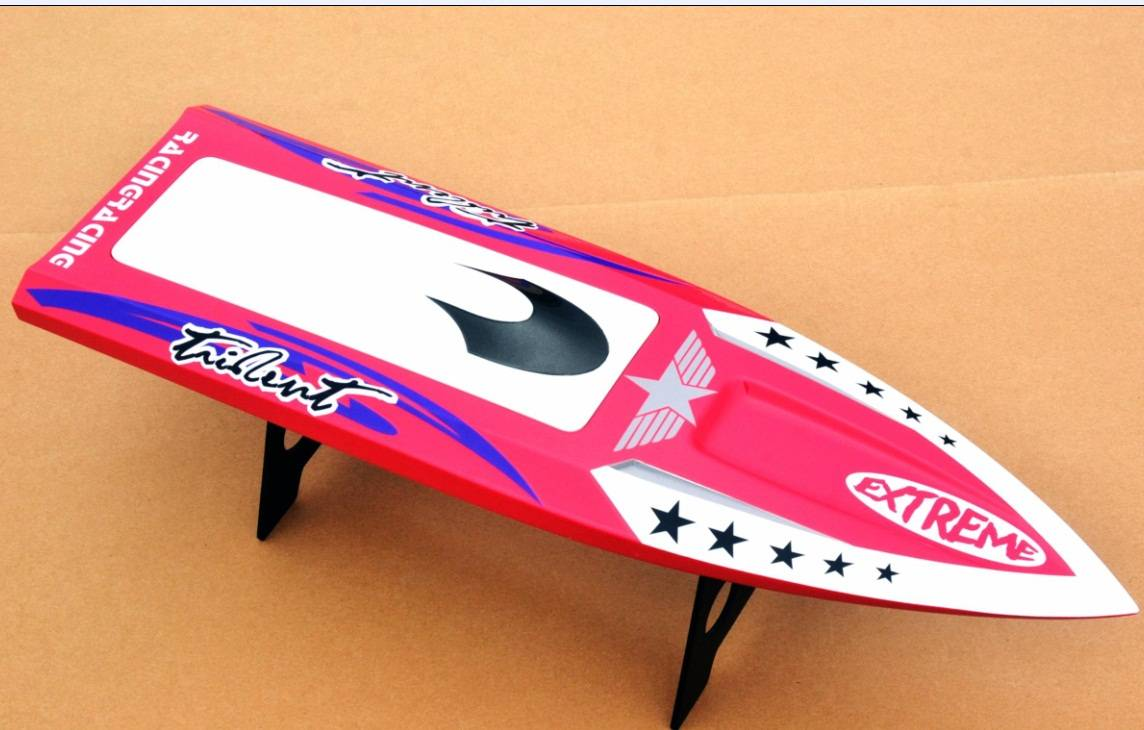 25''in H640 Captain America high speed racing electric boat remote control model