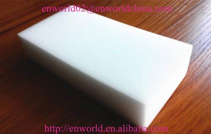 no need detergent nano sponge melamine foam