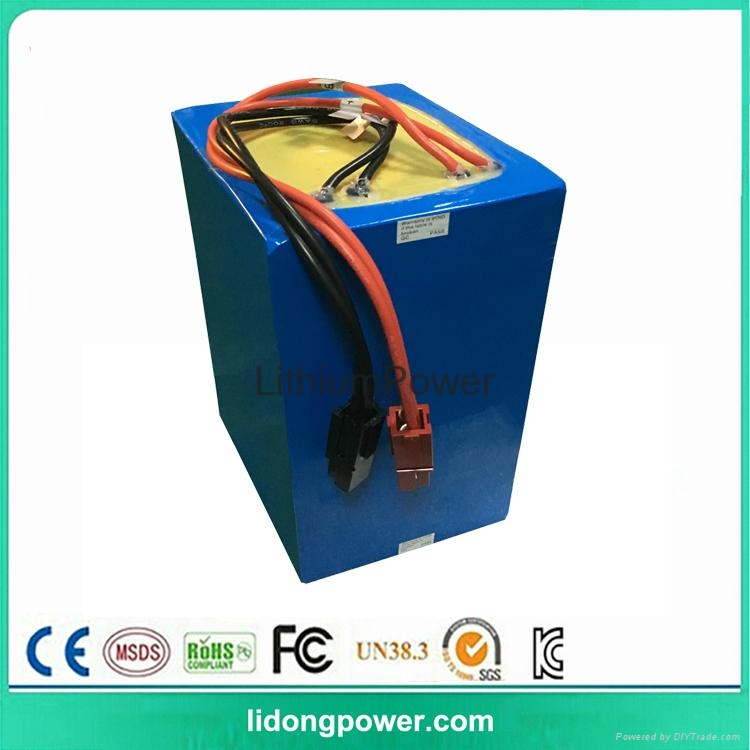 LiFePO4 type rechargeable lithium battery 12v 200ah