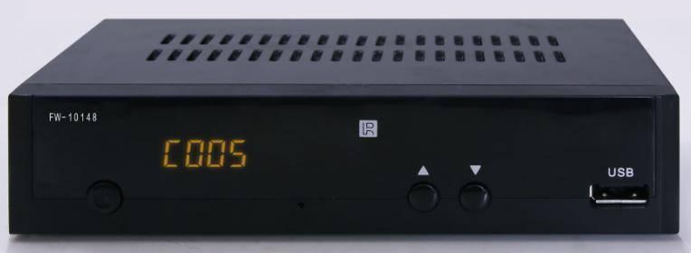HD DVB-T2