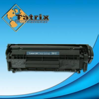 Compatible Toner Cartridges for HP Q2612A