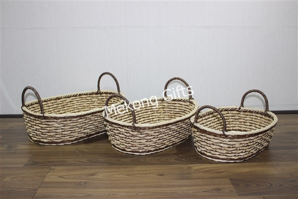 Oval Gift basket-BH2297