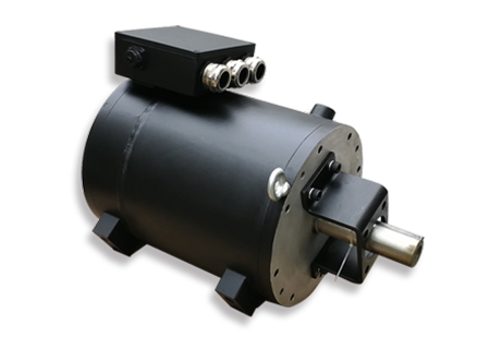 Motor with high controlling ability, steady state accuracy, dynamic performance