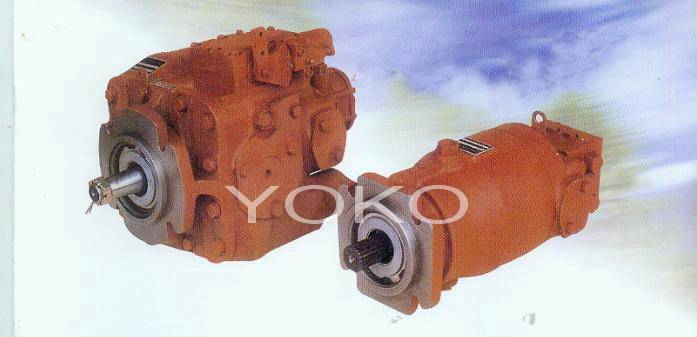 Sauer Hydraulic Piston Pumps And Motors