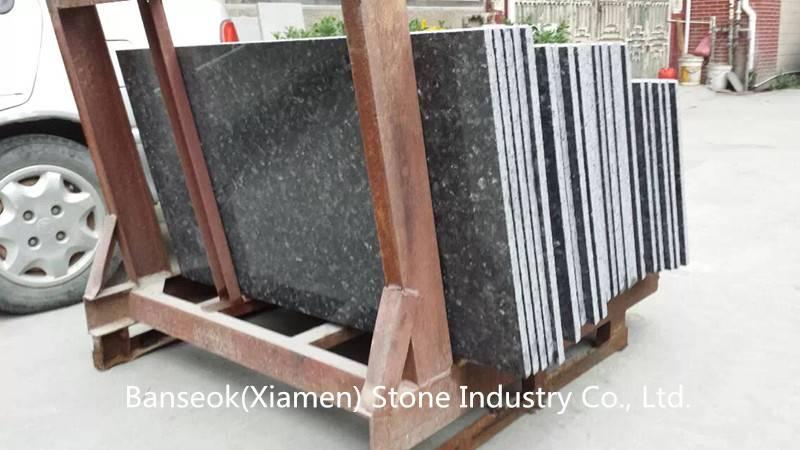 Blue Pearl Granite.Silver Pearl Granite ,Cheap Blue Granite for Floor ,Slab, Tile