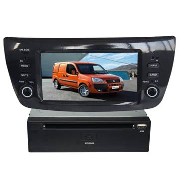 FIAT DOBLO 6.2 inch car gps in Car DVD Player_car video factory