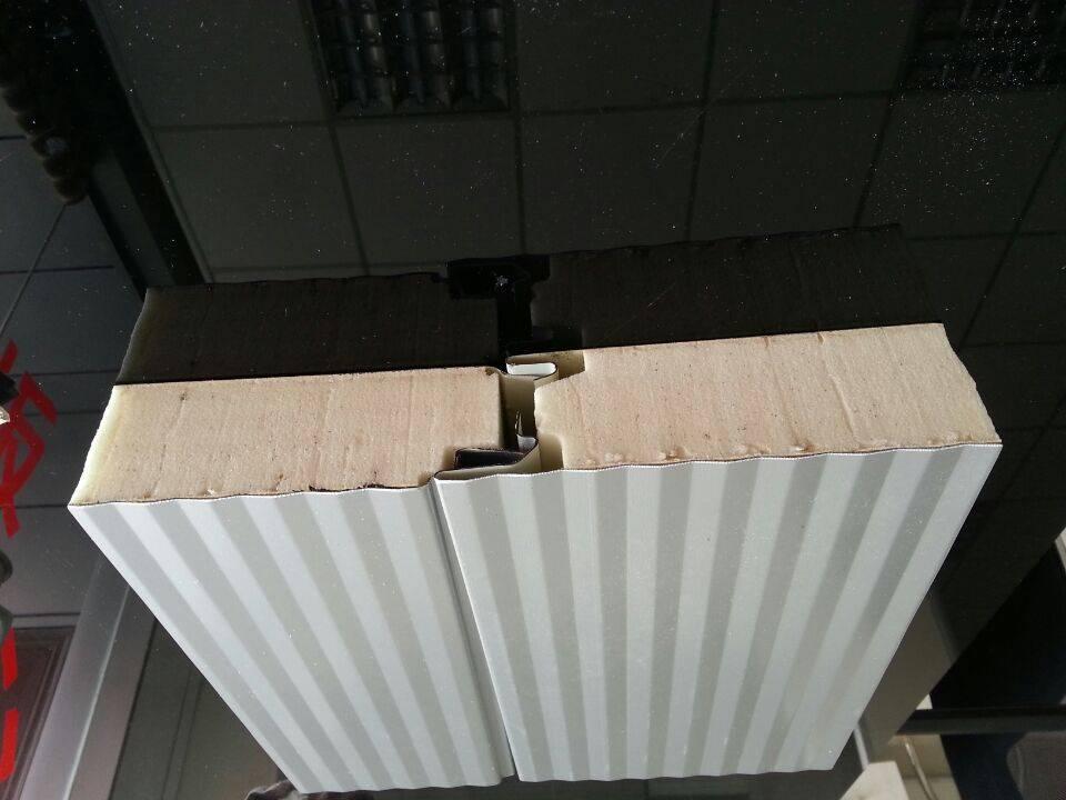 PU sandwich panels